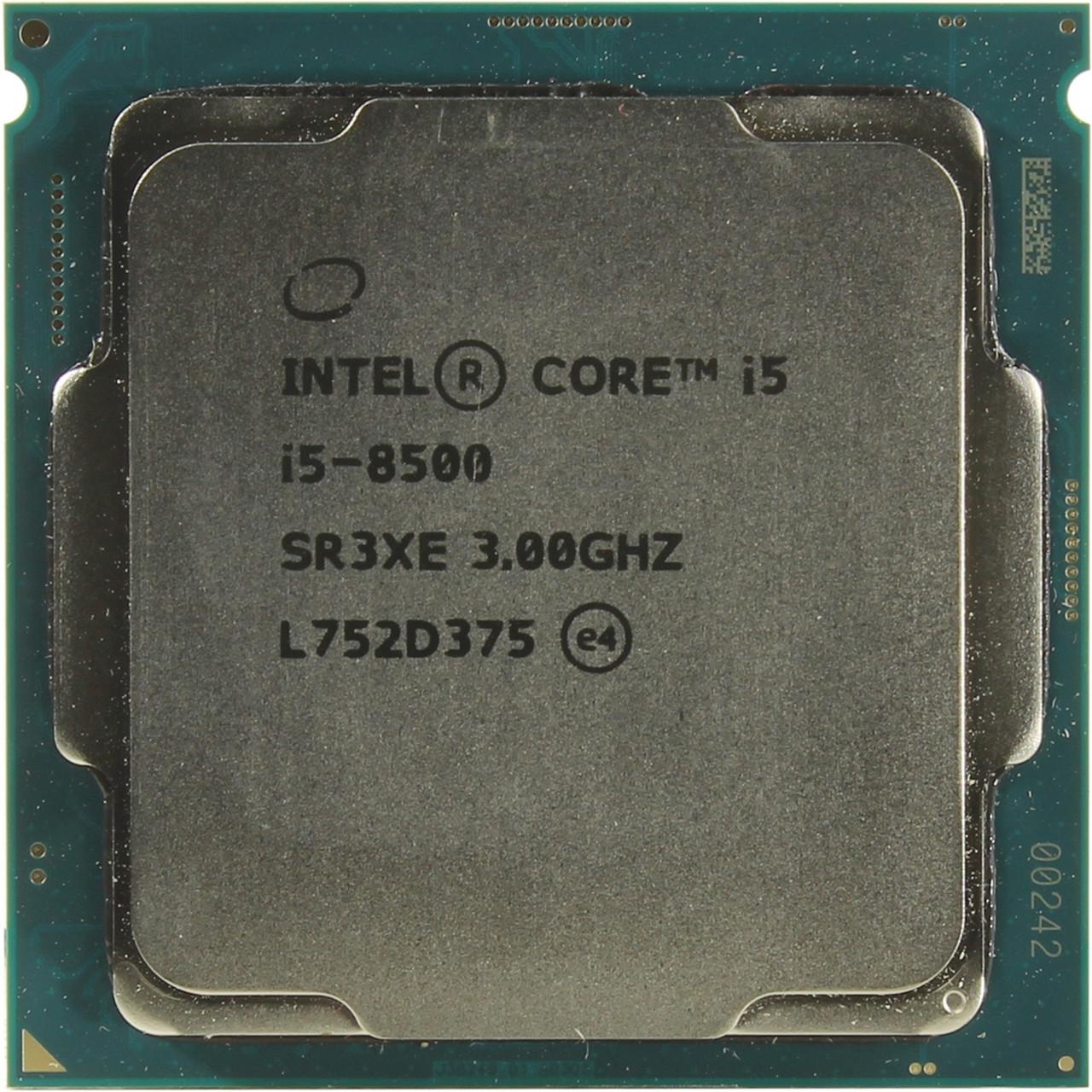 Процессор Intel 1151 i5-8500 3.0GHz, 9MB