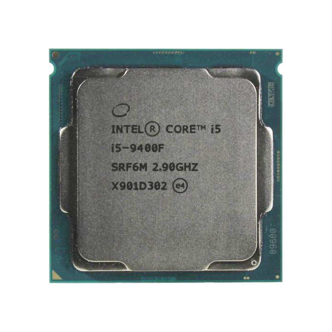 CPU Intel Core i5-9400F 2,9GHz (4,1GHz) 9Mb