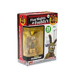 Five Nights at Freddy's Конструктор Минифигурка Плюштрап, 29 деталей