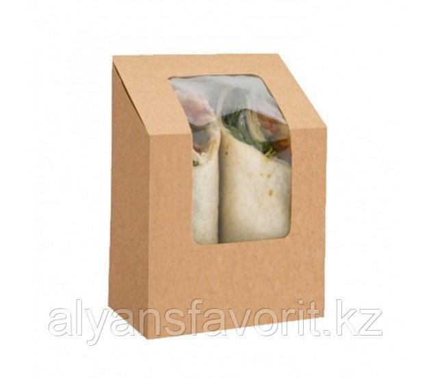 Упаковка для ролов ECO ROLL размер  90*50*130 мм.
