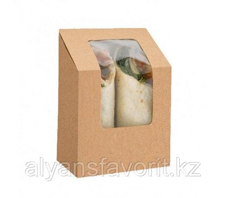 Упаковка для ролов ECO ROLL размер  90*50*130 мм., фото 2