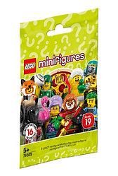 71025 Lego Минифигурка 19-й выпуск (неизвестная, 1 из 16 возможных)
