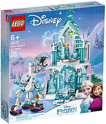 43172 Lego Disney Princess Волшебный ледяной замок Эльзы, Лего Принцессы Дисней