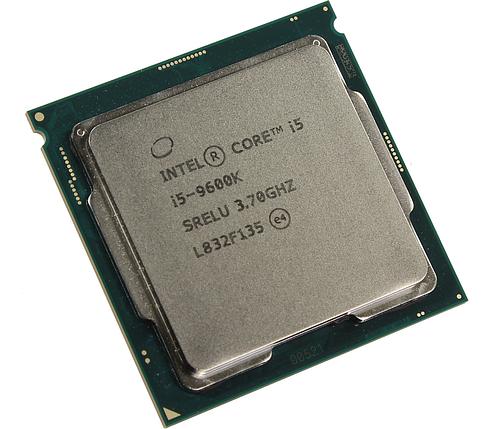 Процессор Intel Core i5-9600К 3.7 GHz, 9MB, фото 2