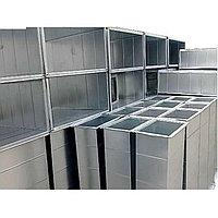 Воздуховод (короб вентиляционный ) из тонколистовой оцинкованной стали