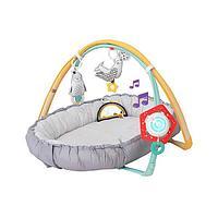 Taf Toys 122350 Таф Тойс Музыкальный развивающий коврик (с мягкими бортами) 100*80