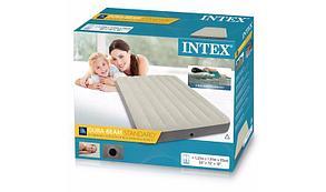 Надувной матрас Intex 64102 (размеры: 137 х 191 х 25 см), фото 3