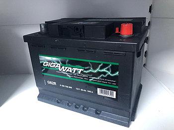 Аккумулятор для автомобиля GIGAWATT 60 Ah 560 408 054