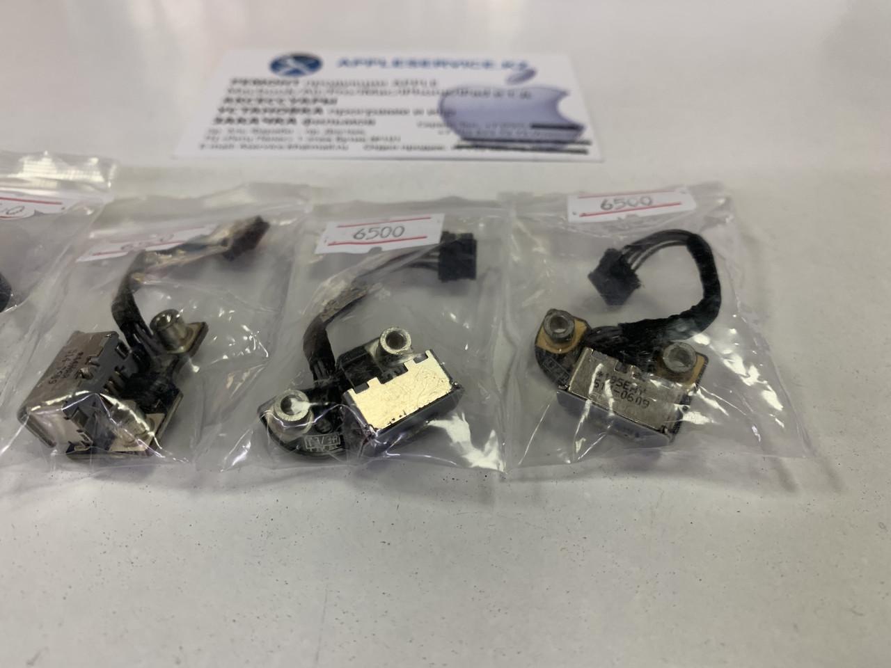 Коннектор (Jack) зарядки на Macbook Pro A1278 A1286 - фото 3
