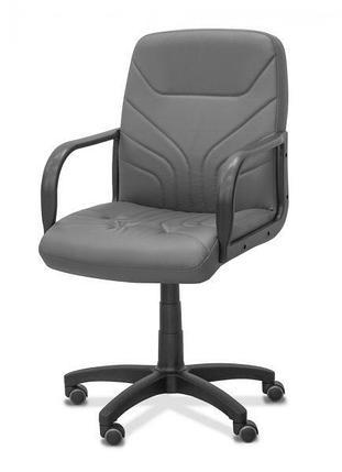 Кресло Лидер экокожа, фото 2