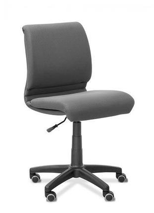 Кресло оператора Квадро ткань (опора из черного полиамида), фото 2
