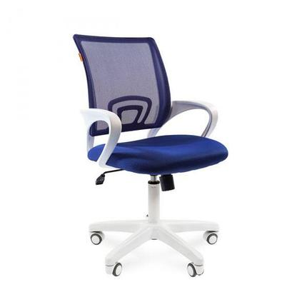 Кресло персонала Galaxy white, фото 2