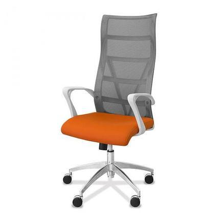 Кресло Топ X белый каркас, фото 2