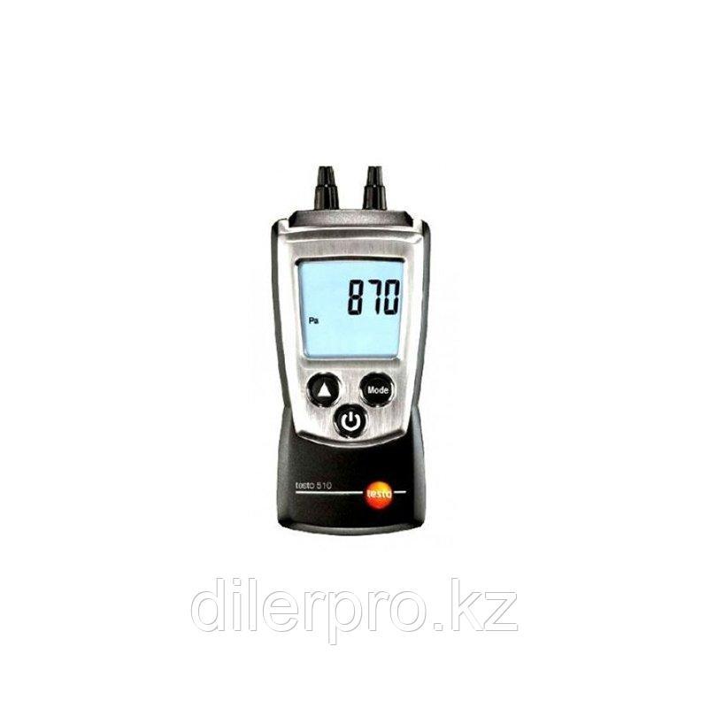 Прибор для измерения давления газа testo 510