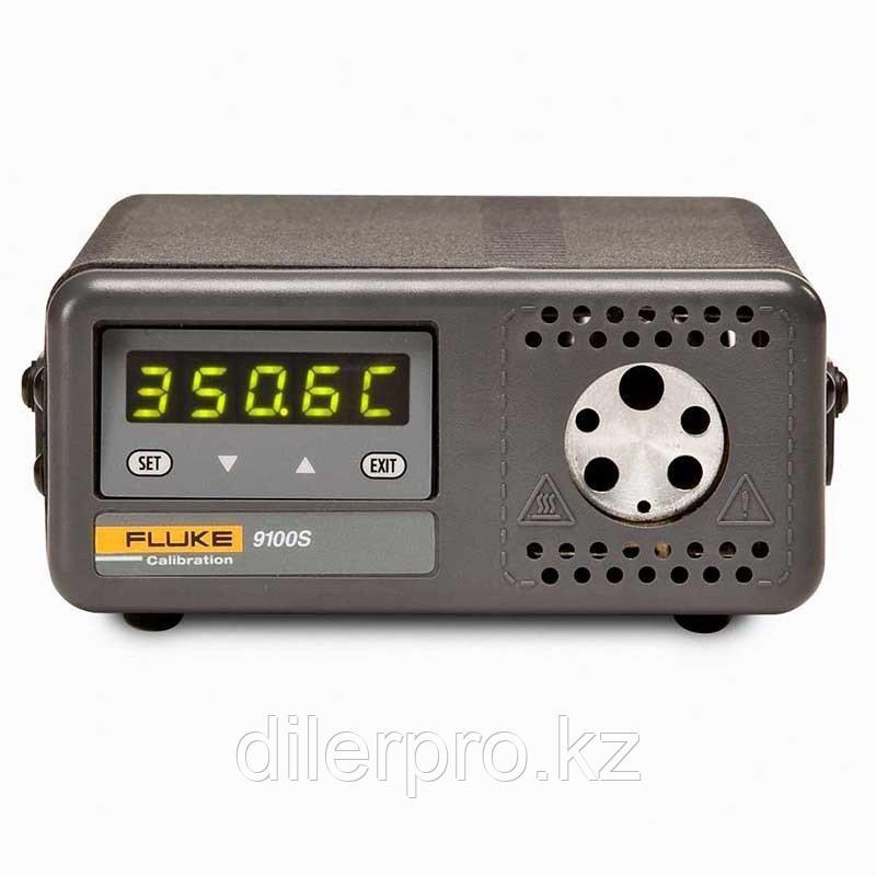 Ручной сухоблочный калибратор температуры Fluke 9100S-A-256