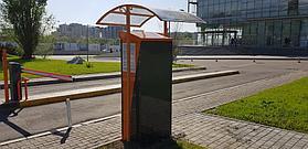 Защита для парковочной системы, изготовление дорожных знаков (собственное производство)