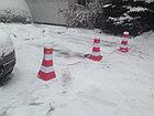 Дорожный пластиковый барьер 0,8 м, фото 7