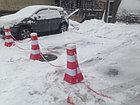 Дорожный пластиковый барьер 0,8 м, фото 8