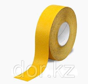 Лента противоскользящая желтая (5смХ18м)