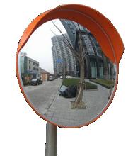 Дорожное сферическое обзорное зеркало