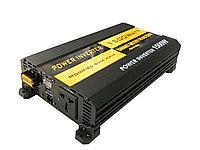 Инвертор преобразователь напряжения 12 220 1500Вт Smart, фото 1