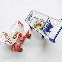 Игрушка с конфетами Тележка для покупок 10 гр Shopping Cart (6 шт-упак)
