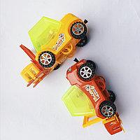 Игрушка с конфетами Погрузчик Forklift 8 гр (6 шт. в упаковке)