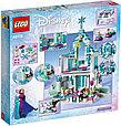 43172 Lego Disney Princess Волшебный ледяной замок Эльзы, Лего Принцессы Дисней, фото 2