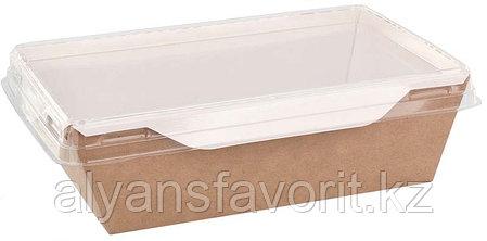 Салатник Eco OpSalad 1 000 мл., размер: 220*160*55 мм. РФ, фото 2