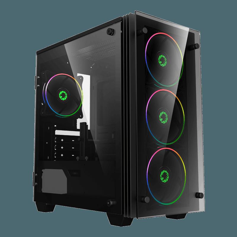 Корпус GameMax Mini Stratos H609