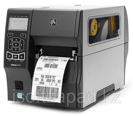 Термотрансферный принтер этикеток Zebra ZT410, фото 2