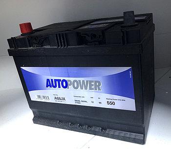 Аккумулятор автомобильный AUTOPOWER 68 Ah 568 405 055