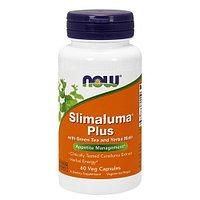Слималума Плюс 60 таблеток Now foods