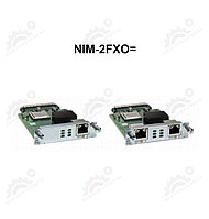 2-port Network Interface Module - FXO (Universal)