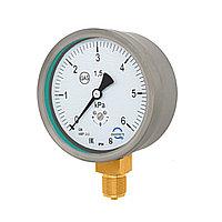 Манометры мембранные низкого давления (напоромеры, тягонапоромеры) NMP-3-U