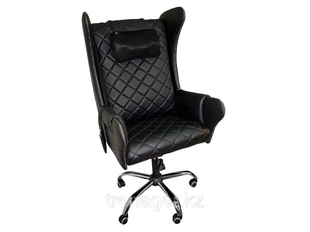 Массажное кресло EGO Lord EG3002 Lux Черный Оникс