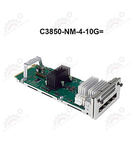 Cisco Catalyst 3850 4 x 10GE Network Module