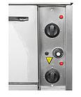 Плита электрическая 4 конфорочная с жарочным шкафом ПЭП-0,48-ДШ-01 (840(1050)х850(900)х860(880)мм, фото 2