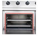 Плита электрическая 4 конфорочная с жарочным шкафом ПЭП-0,48-ДШ-01 (840(1050)х850(900)х860(880)мм, фото 3