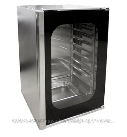 Шкаф расстоечный ШР-930-8 К (810х800х930 мм,8 противней 600х400 , 2 кВт, 220 В