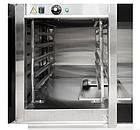 Шкаф расстоечный ШР-690-10 (960х800х690 мм, 10 противней 600х400, 2 кВт , 220 В), фото 2