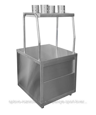 Стойка для приборов Лира-Профи СП/ЛП (630х675х1225(1245) мм)