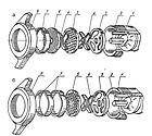 Мясорубка настольная МИМ-300 (680х400х441мм, 300кг/ч, 1,90кВт, 380В, масса 47кг), фото 4