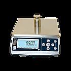 Весы электронные порционные компактные MAS MSC-05 (платформа 250x215мм,  ЖК, до 5 кг), фото 3
