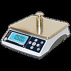 Весы электронные порционные компактные MAS MSC-05 (платформа 250x215мм,  ЖК, до 5 кг), фото 4