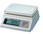 Весы электронные CAS SW I-2, (260х287х119 мм, платформа 241 × 192мм, 110 ~ 240 В, 0,25В, масса 3,2), фото 2