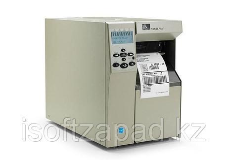 Термотрансферный принтер этикеток Zebra 105SLPlus, фото 2