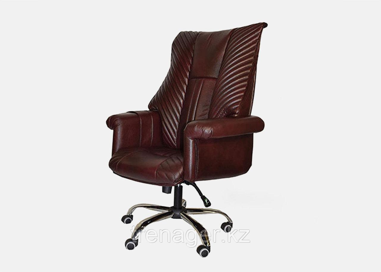 Офисное массажное кресло EGO PRIME EG1005 модификации PRESIDENT LUX