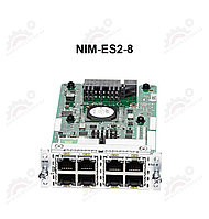 8-port Layer 2 GE Switch Network Interface Module
