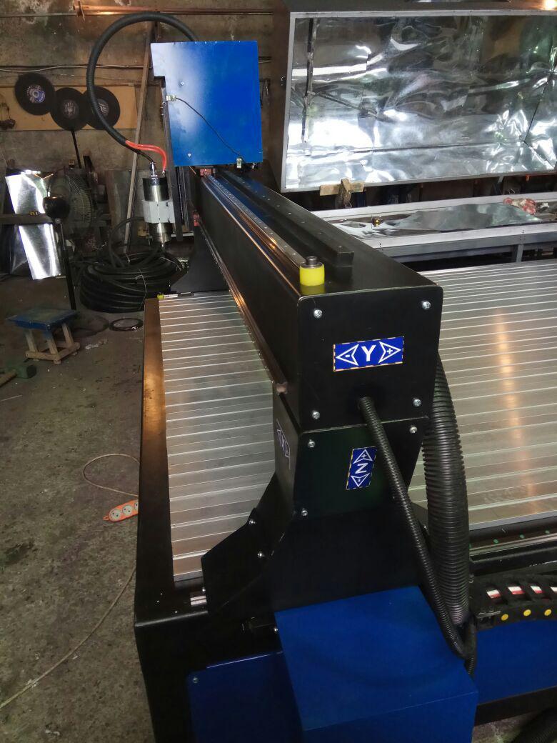 Фрезерный станок широкоформатный с ЧПУ 2000*3000*200мм (мультикам тип) - фото 2